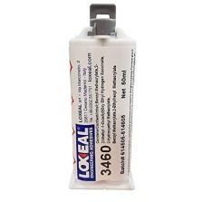 LOXE ADHESIVO BICOMP. ESTRUCT. 3460 PP,PE,PTFE,ABS