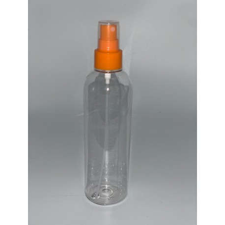 PULVERIZADOR TAPON NARANJA PET 250ml