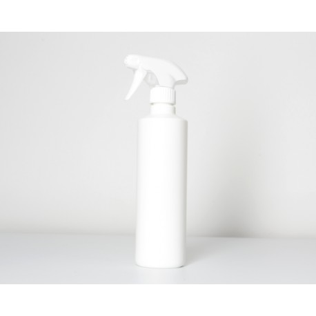 PULVERIZADOR 500 ML BLANCO D28/410