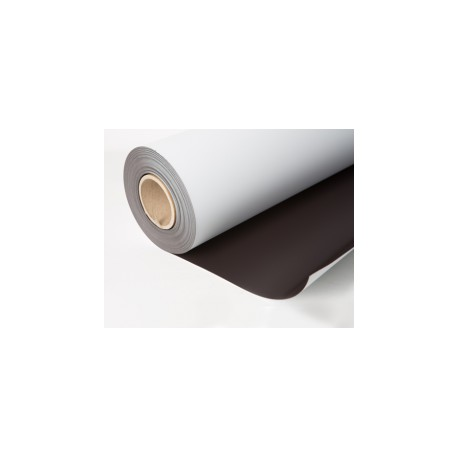 PVC MAG. 0,85MM BLANCO ROLLO 10X0,620MTS